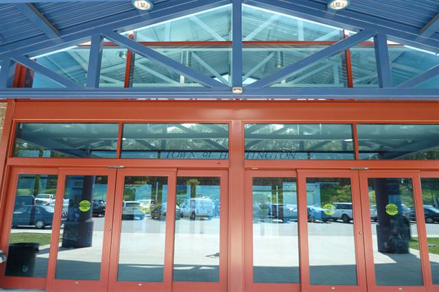 Manufacturer Installation Of Aluminum Entrances